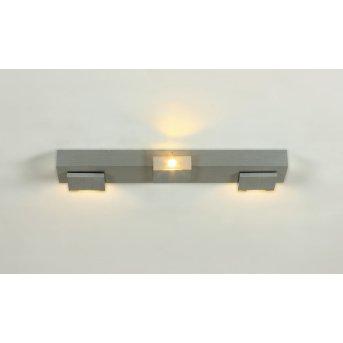 Bopp Elle lampy sufitowe listwy LED Aluminium, 3-punktowe