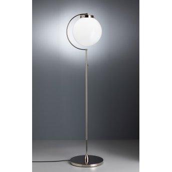 Tecnolumen DSL 23 Lampa stojąca Nikiel błyszczący, 1-punktowy