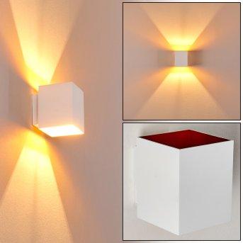 Lampa ścienna Laforsen Biały, Złoty, 1-punktowy