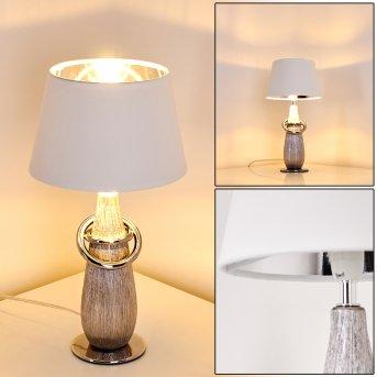 Stilli Lampa stołowa Srebrny, 1-punktowy