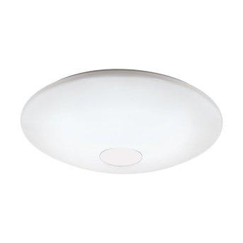Lampa Sufitowa Eglo CONNECT TOTARI-C LED Biały, 1-punktowy, Zdalne sterowanie