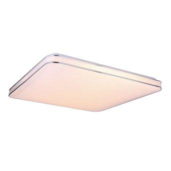 Globo LASSY Lampa Sufitowa LED Biały, 1-punktowy, Zdalne sterowanie