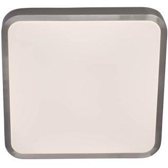 AEG Mikel Lampa Sufitowa LED Nikiel matowy, 1-punktowy, Zdalne sterowanie