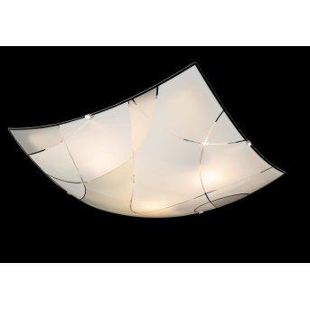 Globo Lampa sufitowa Biały, 3-punktowe
