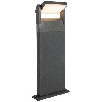 AEG Grady Zewnętrzna Lampa Stojąca LED Antracytowy, 1-punktowy