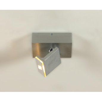 Bopp Elle lampy sufitowe listwy LED Chrom, Aluminium, 1-punktowy
