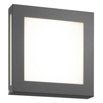 CMD Aqua Zewnętrzny kinkiet LED Antracytowy, 1-punktowy