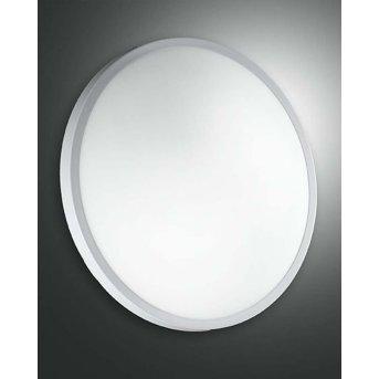 Fabas Luce PLAZA lampa sufitowa Biały, 3-punktowe
