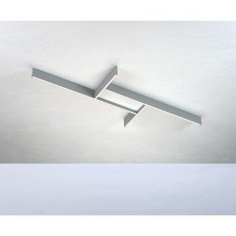 Bopp NANO PLUS BASIC Lampa Sufitowa LED Aluminium, Biały, 1-punktowy
