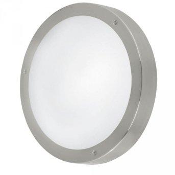 Eglo VENTO 1 zewnętrzne kinkiety i lampy sufitowe LED Stal nierdzewna, 3-punktowe