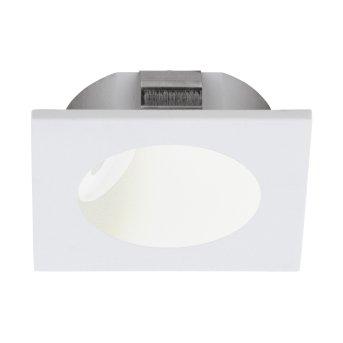Eglo ZARATE Oprawa wpuszczana LED Biały, 1-punktowy