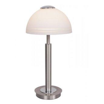 Wofi CLASS Lampa stołowa LED Nikiel matowy, 1-punktowy