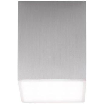 AEG Gillian Lampa Sufitowa LED Aluminium, 1-punktowy
