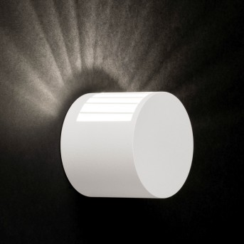 AEG Judon Lampa ścienna LED Biały, 1-punktowy