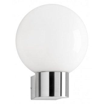 CMD Aqua Ball Lampa ścienna Stal nierdzewna, 1-punktowy