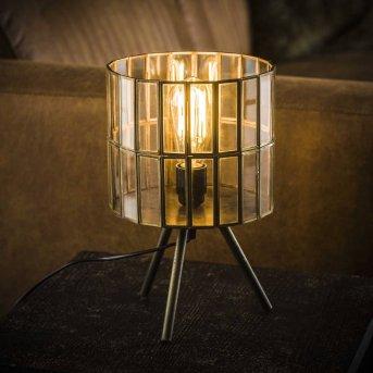 OUDESTOIF Lampa stołowa Przezroczysty, 1-punktowy
