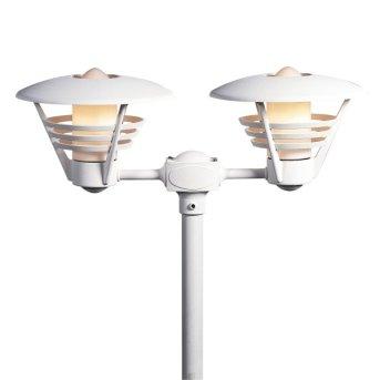 Konstsmide Gemini głowica lampy Biały, 2-punktowe