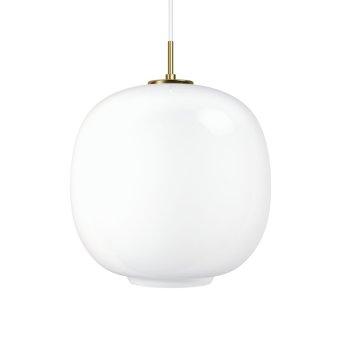 Louis Poulsen VL45 RADIOHUS Lampa Wisząca Biały, 1-punktowy