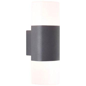 AEG Farlay Zewnętrzny kinkiet LED Antracytowy, 2-punktowe