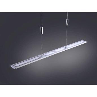 Paul Neuhaus NIKA Lampa Wisząca LED Aluminium, 1-punktowy