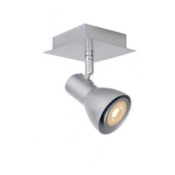 Lucide LAURA lampy sufitowe listwy LED Siwy, 1-punktowy