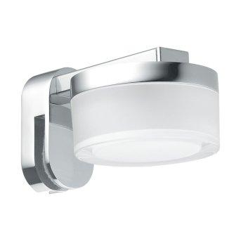 EGLO ROMENDO Lampa oświetlająca lustro LED Chrom, 1-punktowy