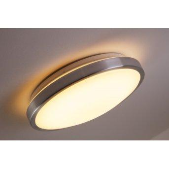 Wutach lampa sufitowa LED Aluminium, 1-punktowy