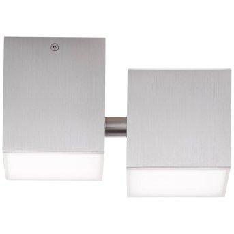AEG Gillian Lampa Sufitowa LED Aluminium, 3-punktowe
