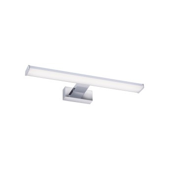 Lampa oświetlająca lustro Leuchten Direkt MATTIS LED Chrom, 1-punktowy