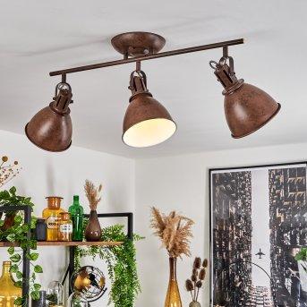 Lampa Sufitowa Koppom Rudy, 3-punktowe