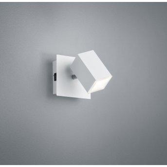 Trio LAGOS Lampa ścienna LED Biały, 1-punktowy