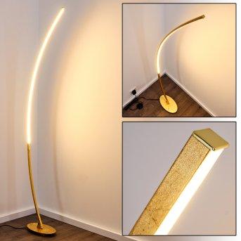 Nagu Lampa Stojąca LED Złoty, 1-punktowy