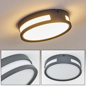 Chiavari Oświetlenie zewnętrzne LED Antracytowy, 1-punktowy