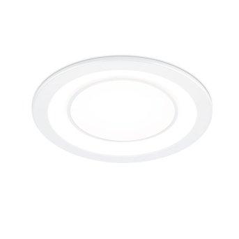 Oprawa wpuszczana Trio Leuchten CORE LED Biały, 1-punktowy