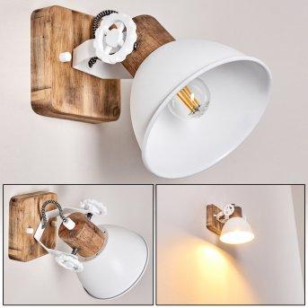 Orny Lampa Sufitowa Biały, 1-punktowy