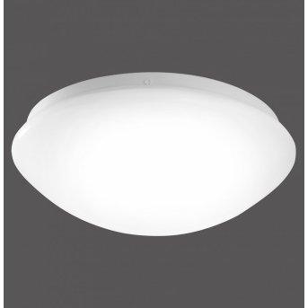 Leuchten-Direkt ANDREA-LED lampa sufitowa Biały, 1-punktowy
