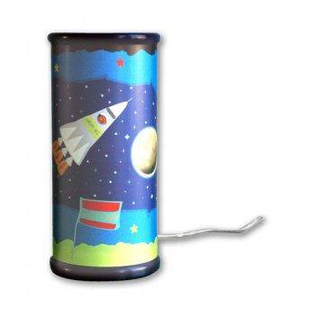 Waldi Weltraum lampa stołowa Niebeieski, 1-punktowy