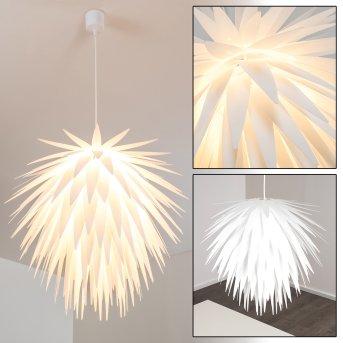 Grinder Lampa Wisząca Biały, 1-punktowy