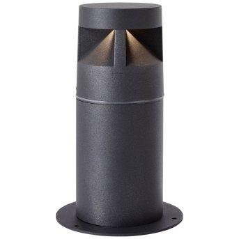 AEG Winslow Zewnętrzna lampa na cokół LED Antracytowy, 1-punktowy