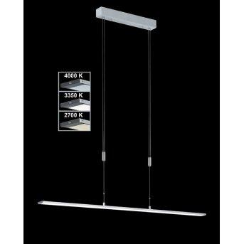Honsel Shine Lampa Wisząca LED Aluminium, 1-punktowy