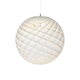 Louis Poulsen PATERA Lampa Wisząca Biały, 1-punktowy