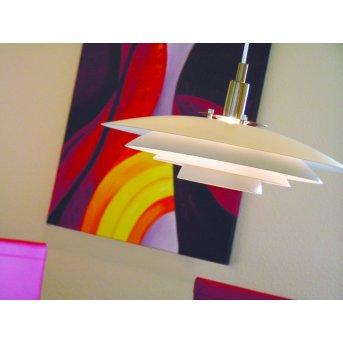 Nordlux BRETAGNE lampa wisząca Biały, 1-punktowy