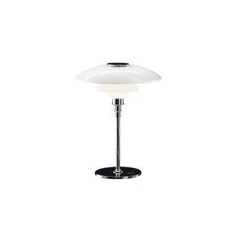 Louis Poulsen Lampa stołowa Biały, 1-punktowy