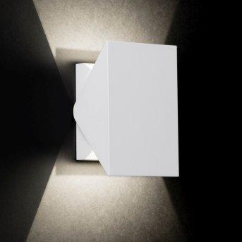 AEG Quillan Lampa ścienna LED Biały, 1-punktowy