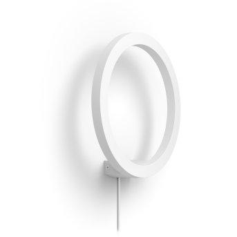 Philips Hue Ambiance White & Color Sana Lampa ścienna LED Biały, 1-punktowy, Zmieniacz kolorów