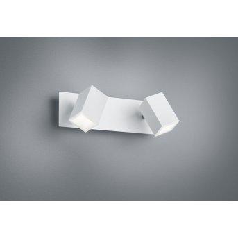 Trio LAGOS Lampa ścienna LED Biały, 2-punktowe
