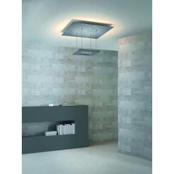 Escale ZEN D2W Lampa Sufitowa LED Siwy, 8-punktowe