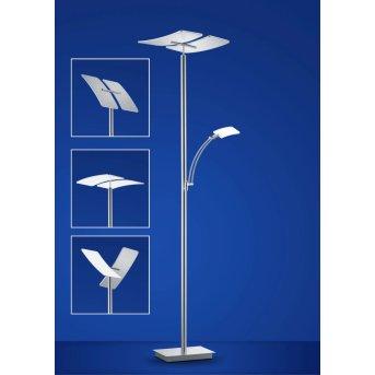 Żarówka Warm White E27 60 Watt 662 Lumenów LED Nikiel matowy, Chrom, 2-punktowe
