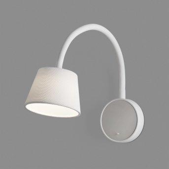 Faro Barcelona Blome Lampa ścienna LED Biały, 1-punktowy