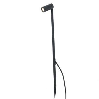 Faro Seth Reflektor ogrodowy LED Czarny, 1-punktowy